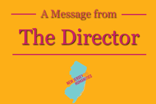 message from Director image