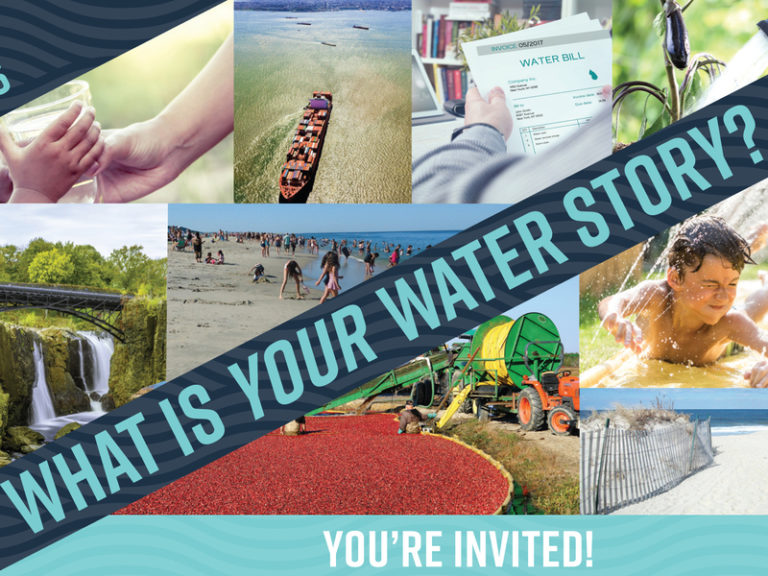 """NJCH to Host Discussion Series – """"What is your water story?"""""""